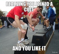 The CrossFit Cult