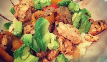 Lemon and Salsa Chicken