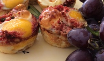 Paleo Style – Sausage Egg 'Muffins'