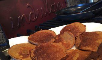 Healthy Sneaker Pancakes – Gluten Free
