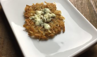 Red Potato Gorgonzola Hash Browns