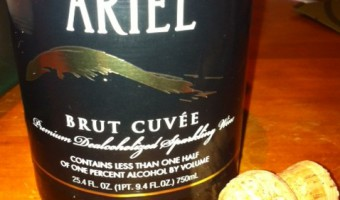 Non-Alcoholic Sparkling Wine…Why???