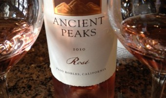 Ancient Peaks Serves Up Wine With Old School Charm