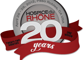 Hospice du Rhone Flashback – Our Sommelier is in the House!