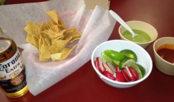 Los Robles Cafe, Paso Robles! Adventure #13