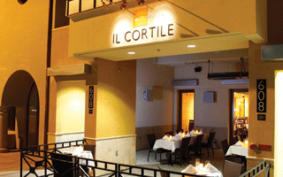 Il Cortile Food Adventure; Doesn't Get Better Than This!