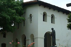 San Luis Obispo, Adventure #26: The Mission and Bubblegum Alley