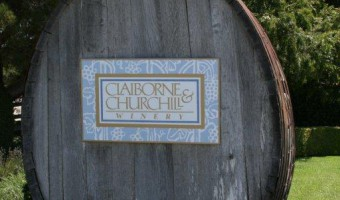 Claiborne and Churchill; Our First Visit to This SLO Winery