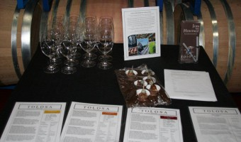 Tolosa Winery: Grape to Glass Progressive Winery Tours