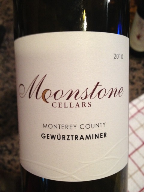 Moonstone Cellars Gewurztraminer