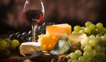 Cheese and Wine: The Perfect Pair