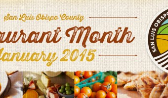 SLO Restaurant Month: What Are You Waiting For?