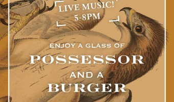 Tooth & Nail Winery: Burgers, Music, and Wine