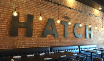 Another Great Dinner at The Hatch in Paso Robles