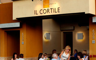 Il Cortile Ristorante Earns Wine Spectator Restaurant Award in 2016 for Third Consecutive Year