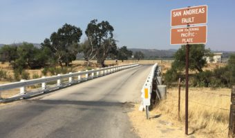 Adventure: Parkfield, CA. and the San Andreas Fault