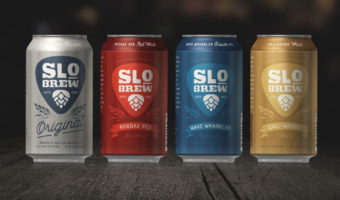 SLO Brew Appoints Brewmaster and Announces Core Craft Beer Lineup