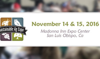 Press Release: The 12th Annual Sustainable Ag Expo Returns to San Luis Obispo