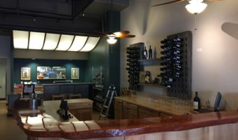 Arroyo Robles New Tasting Room