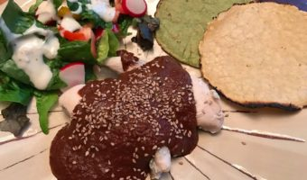 Cooking with Annie: Mole Poblano