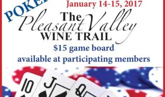 "Pleasant Valley Wine Trail Hosts ""Poker Run on the Trail"""