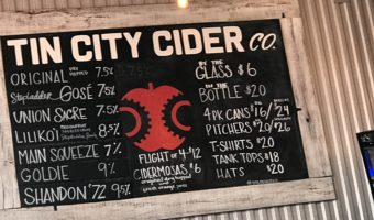 Tin City Cider Co.