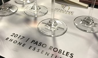 Paso Robles Rhone Rangers Experience 2017