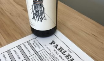 Wine Tasting: Fableist Wine Co.