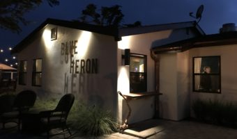 Where to Eat: Blue Heron in Baywood Park, CA.