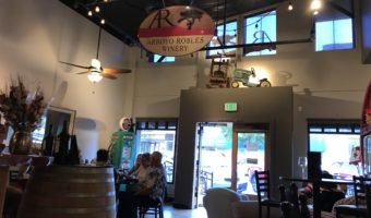 Arroyo Robles Winery and Miss Oddette's Creole Kitchen
