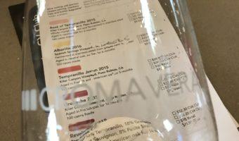 Wine Tasting: Croma Vera Wines