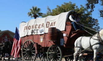 Paso Robles Pioneer Day 2017