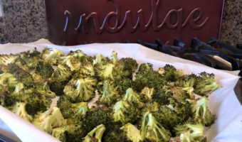 Cooking with Annie: Amazing Roasted Broccoli