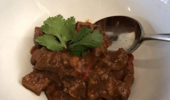 Cooking with Annie: Elk Chili