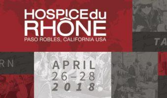 Paso Robles: Hospice du Rhone 2018