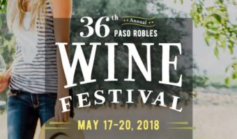 Press Release: 36th Annual Paso Robles Wine Festival