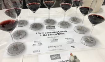 Hospice du Rhone Paso Robles 2018: Day 1