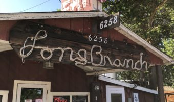 Where to Eat: Longbranch Saloon in Creston, CA.