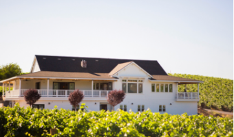 Press Release: Parrish Family Vineyard Opens New Winery and Tasting Room