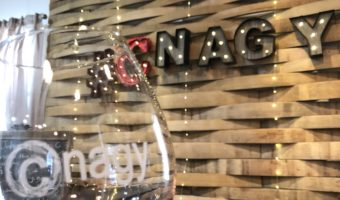 Wine Tasting: C. Nagy Wines in Orcutt, CA.