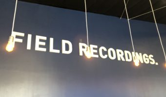 Paso Robles Wine: Field Recordings Wine