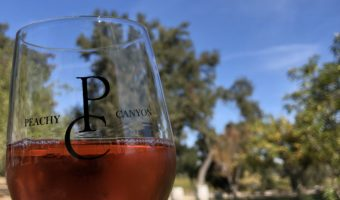 Paso Robles Wine: Peachy Canyon Winery