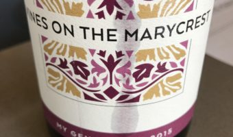 Paso Robles Wine: Vines on the Marycrest