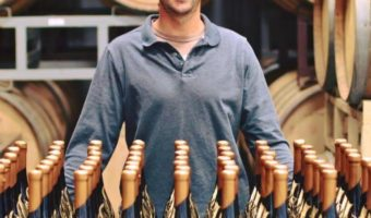 Q&A with Paul Frankel from Sculpterra Winery