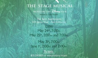Paso Robles Youth Arts Foundation: Tarzan the Musical