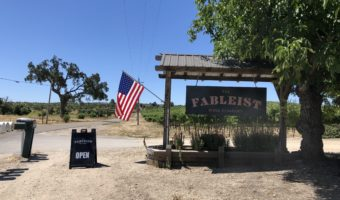 Paso Robles Wine: The Fableist Wine Co.