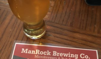 Grover Beach, CA.: ManRock Brewing Company