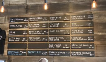 Where to Drink: Oak and Otter Brewing Co. in San Luis Obispo