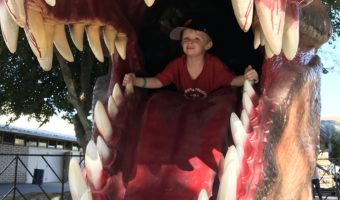 Jurassic Quest at the Paso Robles Event Center